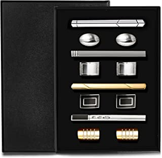 Best tie pin cufflinks set Reviews