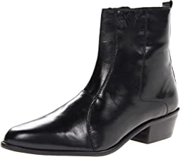 Santos Plain Toe Side Zip Boot
