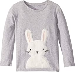 Light Grey Marle/Furry Bunny