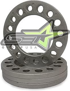 "4 Pieces 1//2/"" 8x6.5 Wheel Spacers for Chevy Express GMC Yukon Duramax 8 Lug"