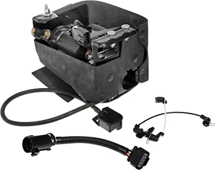 Dorman 949-099 Air Suspension Compressor for Select Cadillac / Chevrolet / GMC Models (OE FIX): image