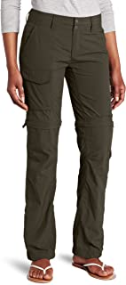 Columbia Silver Ridge Convertible Full Leg Pant, 12x Long, Peatmoss, 34.5 in Long