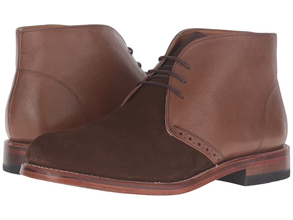 Stacy Adams Madison II Chukka Boot (Tan) Men