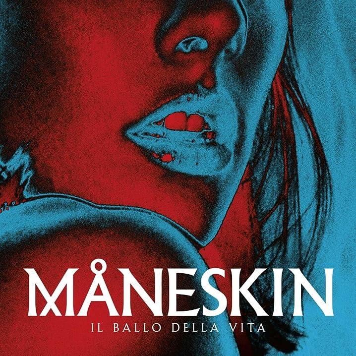Maneskin - il ballo della vita - cd audio B07HSLVBTT