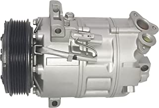RYC Remanufactured AC Compressor and A/C Clutch FG662 (ONLY Fits 2007-2011 Nissan Sentra 2.0L)