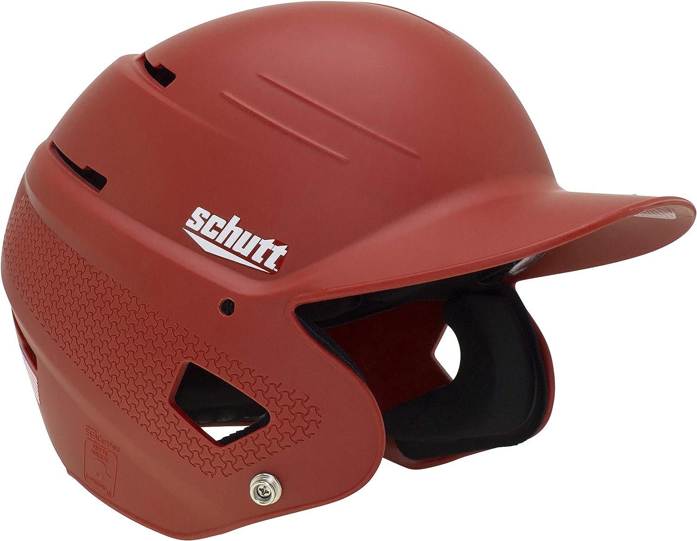 Schutt XR1 Softball Max San Jose Mall 61% OFF Batter's Helmet Most Fits One Size