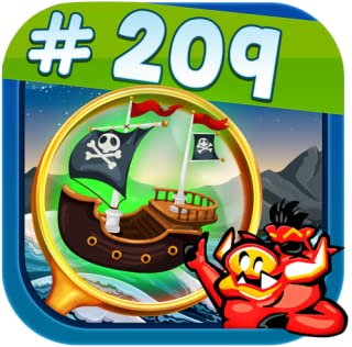 PlayHOG # 209 Hidden Object Games Free New - The Ghost Ship