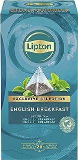 Lipton English Breakfast Schwarztee Pyramidbeutel, 2er Pack 2 x 108 g