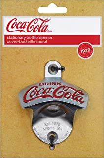 TableCraft Coca-Cola Wall Mount Bottle Opener (CC341)