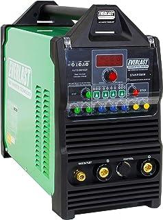 2017 Everlast PowerTIG 200DV 200amp 110/220 Dual Voltage PULSE ACDC Welder