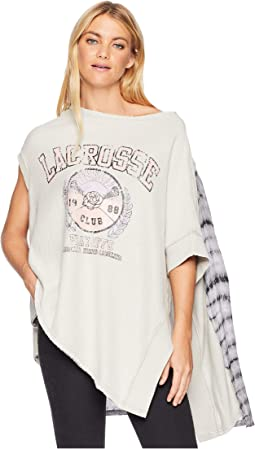 Off Side Tee Pullover