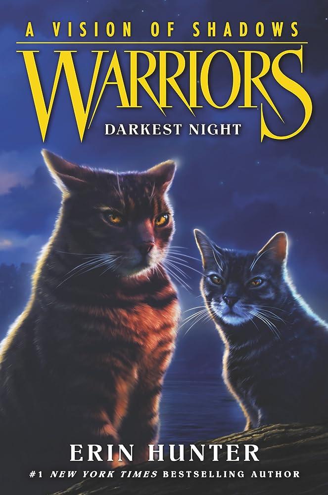 公パッド伝導率Warriors: A Vision of Shadows #4: Darkest Night (English Edition)