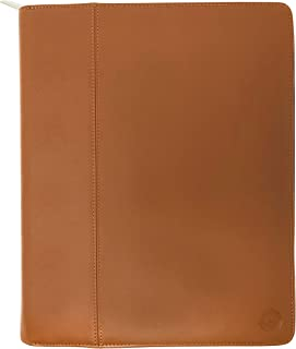 JW Field Service - Brown Tablet Case - Great for organizing tracts, Magazines, Meeting Invitations and Contact Cards. Perfect Jehovah's Witness Ministry Accessory or Gift! …