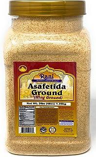 Rani Asafetida (Hing) Ground 3lbs (1.36kg Value Pack) Bulk ~ All Natural | Salt Free | Vegan | NON-GMO | Asafoetida Indian Spice | Best for Onion Garlic Substitute