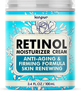 Anti-Wrinkle Cream for Face with Lifting and Firming Effect - Fine Lines, Double Chin, Neck Firming - Anti-Aging Face Mois...