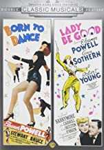 Born to Dance DVD (1936) Eleanor Powell/ James Stewart - Lady Be Good (1941) Double Feature DVD