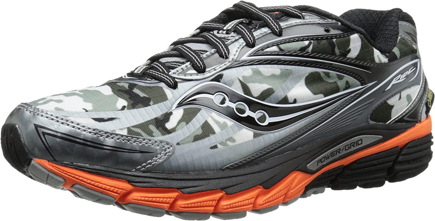Saucony Men's Ride 8 GTX Road Running shoes