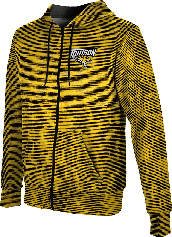 ProSphere Towson University Boys' Austin Mall Genuine Free Shipping Zipper Spirit S School Hoodie