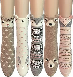 animal socks with ears