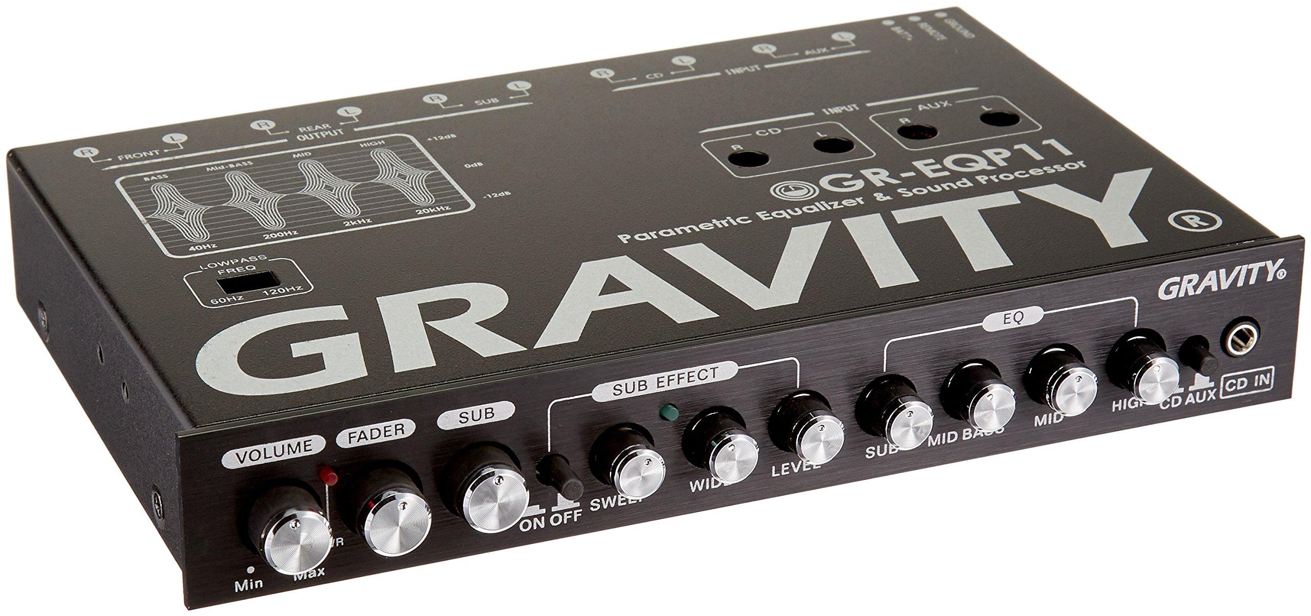 Gravity Professional Digital Machine GR EQP11