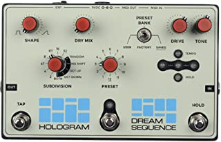 Hologram Electronics Dream Sequence Programmable Rhythm & Octave