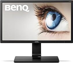 BenQ 19.5 inch (49.5 cm) LED Backlit Computer Monitor - HD Ready, TN Panel with VGA, DVI Ports - GL2070 (Black)