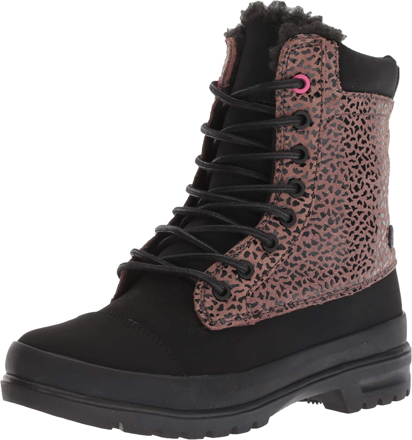 DC Womens Amnesti Wnt Combat Boot