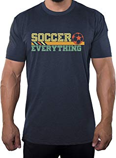 Mato & Hash Soccer is Everything, Men's Soccer Shirts, Cool Soccer Shirts