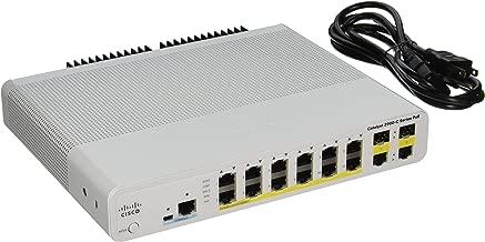 Cisco Catalyst WS-C2960C-12PC-L Ethernet Switch (WS-C2960C-12PC-L)