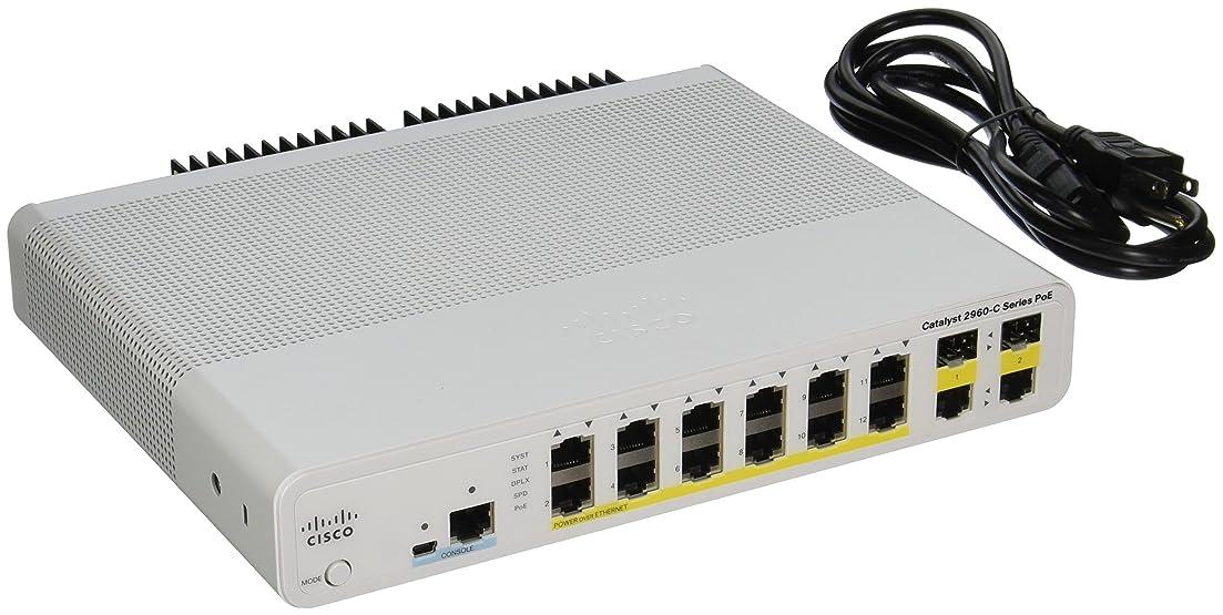 依存枢機卿眩惑するCisco Systems Cisco WS-C2960C-12PC-L