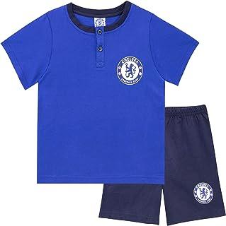 Chelsea F.C. Pijamas de Manga Corta para niños Football Club