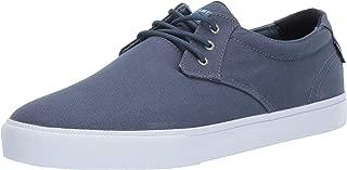 Lakai Footwear Daly Slate Canvassize Tennis Shoe, Slate Canvas Grey Size: 11 M US
