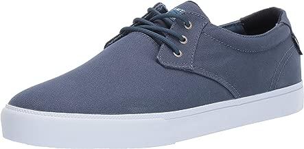 Lakai Footwear Daly Slate Canvassize Tennis Shoe, Slate Canvas