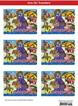 Vacation Bible School (VBS) 2018 24/7 Iron-On Transfers (Pkg of 12): Jesus Makes a Way Every Day!