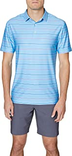 Hickey Freeman Men's Regular Fit Short Sleeve Golf Polo