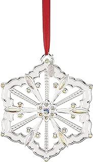 Lenox 884929 2019 Snow Majesty Ornament