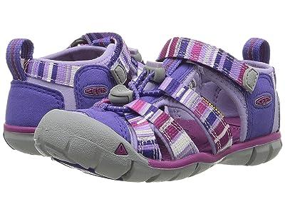 Keen Kids Seacamp II CNX (Toddler/Little Kid) (Liberty Raya) Girls Shoes
