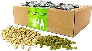 Recharge pour Kit de Brassage 5 litres - Bière IPA - India Pale Ale - Recette Tout Grain pour Brasser à Nouveau sa Propre ...