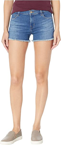 1044 Mid-Rise Shorts in Radiate Destruct