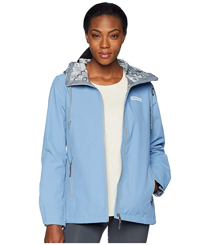 Obermeyer No 4 Shell Jacket (Storm Squall) Women