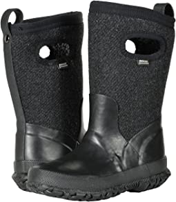 Bogs Kids - Crandall Wool (Toddler/Little Kid/Big Kid)