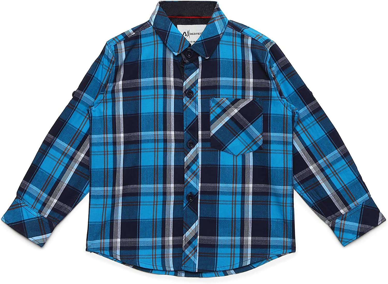 AJ DEZINES Kids Shirt for Boys