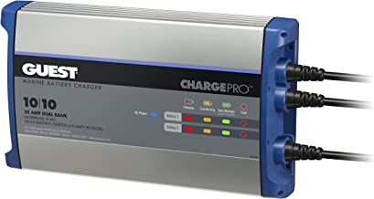 century dual range battery charger