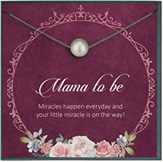 New Mom Gift Jewelry, First Time Mom Gift for First Mother's Day Gift for New Mom Necklace Birthstone, New Mommy Gift