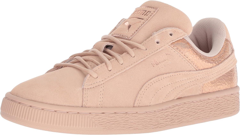 PUMA Womens Suede Lunalux WN's Sneaker
