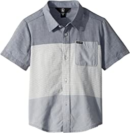Volcom Kids - Crestone Short Sleeve Shirt (Toddler/Little Kids)
