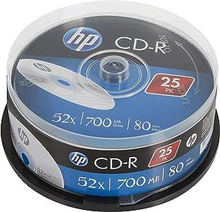 HP CD-R 80 700MB CD-onbewerkt