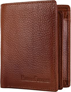 Hammonds Flycatcher Pure Real NDM Leather Tan Classy Notecase Wallet