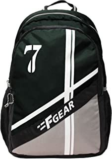 F Gear Shigo Spruce weather 24 Ltrs Backpack (3658), one size