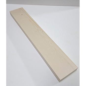 3x5x50cm lang. 5cm breit Sonderma/ße 1 St/ück 3cm starke Holzleisten Kanth/ölzer Bretter Fichte//Tanne massiv